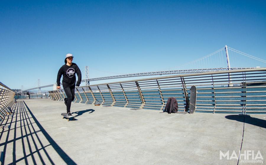 bay bridge cruise