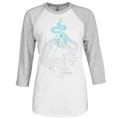 Hoopla Raglan Tiger Shirt