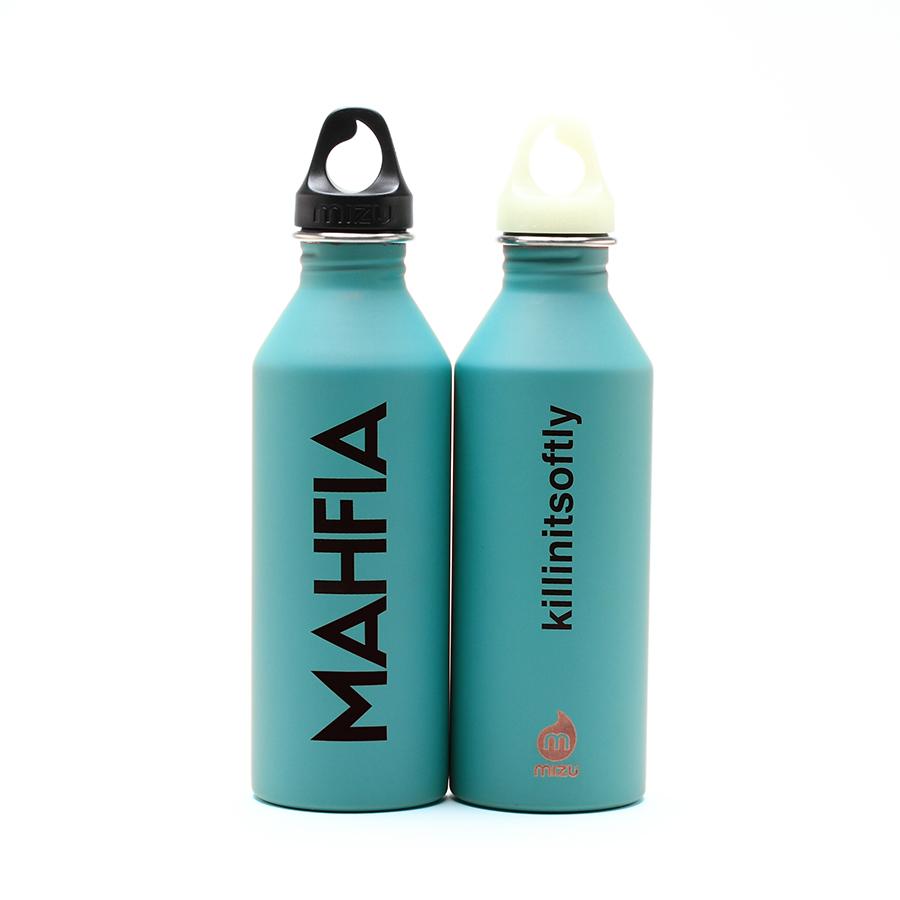 Mahfia X Mizu Water Bottle Mahfia Tv