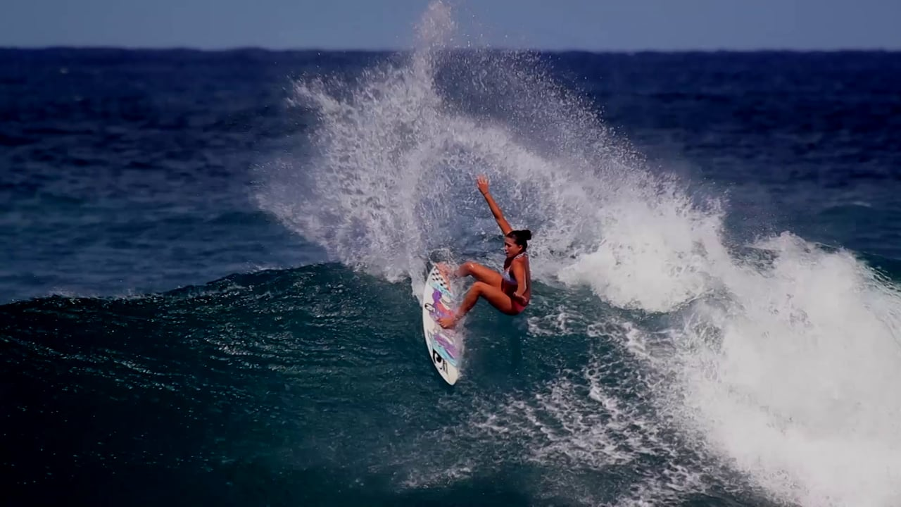 [Surf] Unreasonable – Malia Manuel