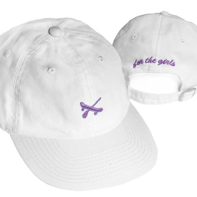 The Skate Witches Hat – White