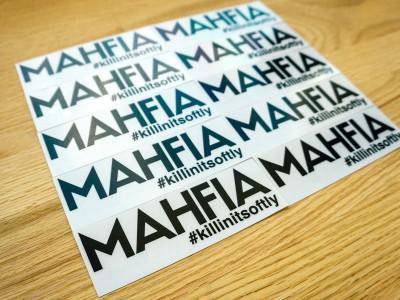 MAHFIA Team Stickers