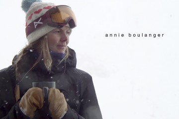 [Full Moon] SideTracked: Annie Boulanger - From the Snow to the Surf