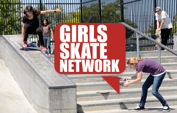 Girls Skate Network Channel