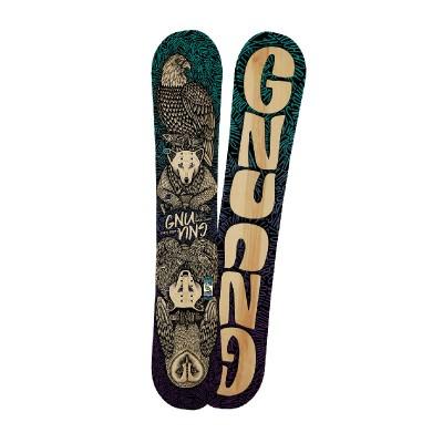 "Jamie Anderson x Gnu ""Ladies Choice"" Pro Model Snowboard"