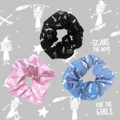 The Skate Witches Scrunchie