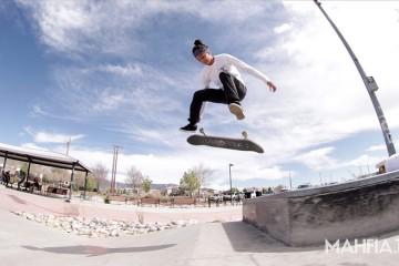 FI - Skate - New Mexico Skateparks