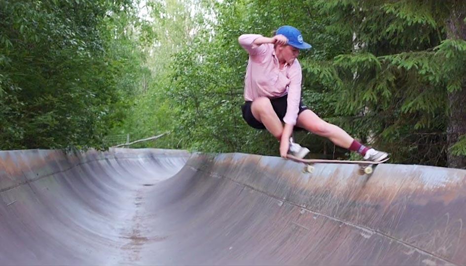 FI - Skate - Emma