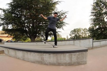 skate - bellevue skatepark session