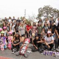 [Skate] LA Girls Session at Stoner Plaza