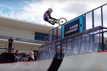 [BMX] Ride BMX: 2016 X Games Girl Session