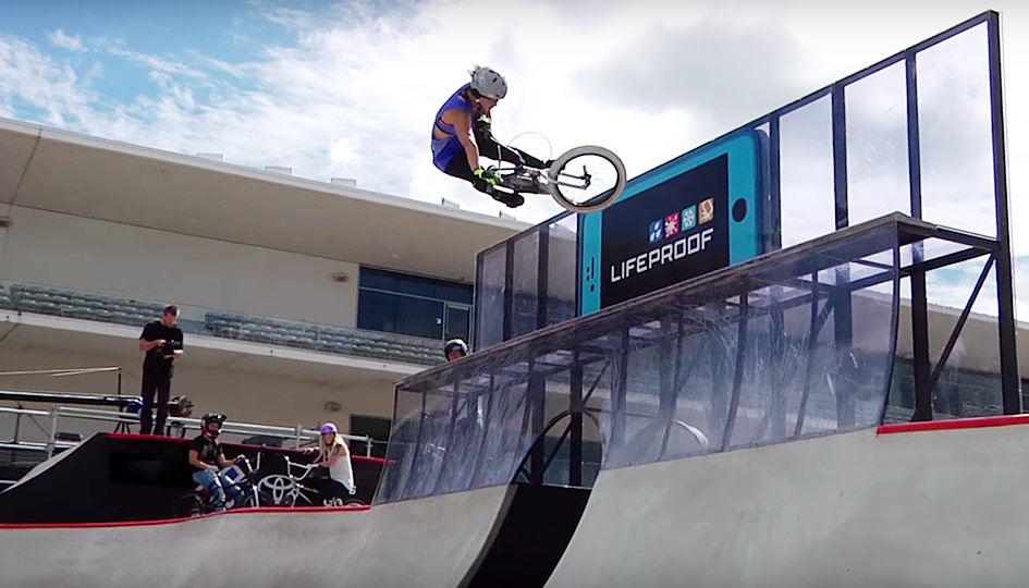 FI - BMX - X Games Girls Session 2016