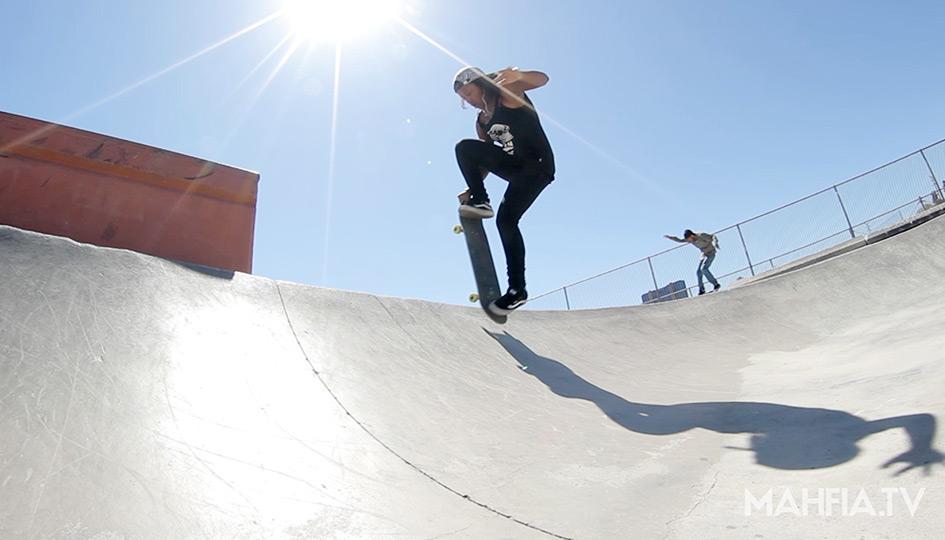 FI Garvanza Skate Session