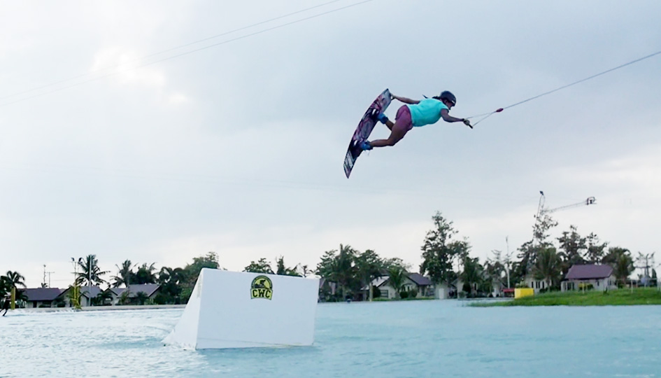 FI - Wake - Maxine Sapulette at CWC