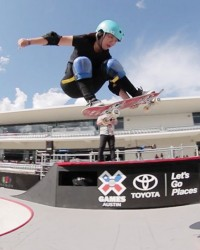 FI - Skate - X Games 2016 Park Recap