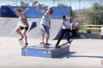 [Skate] Girls Skate Network: Ladies Skate House