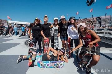 Vans Park Series Women's Finals Huntington 2016