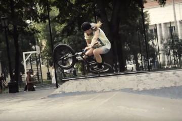 [BMX] Katya Kruglova - Krasnodar 2016
