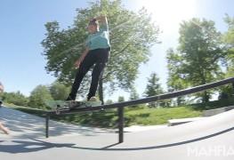 [Skate] Roxhill Skatepark Session with Mariah Duran, Aori Nishimura and Friends