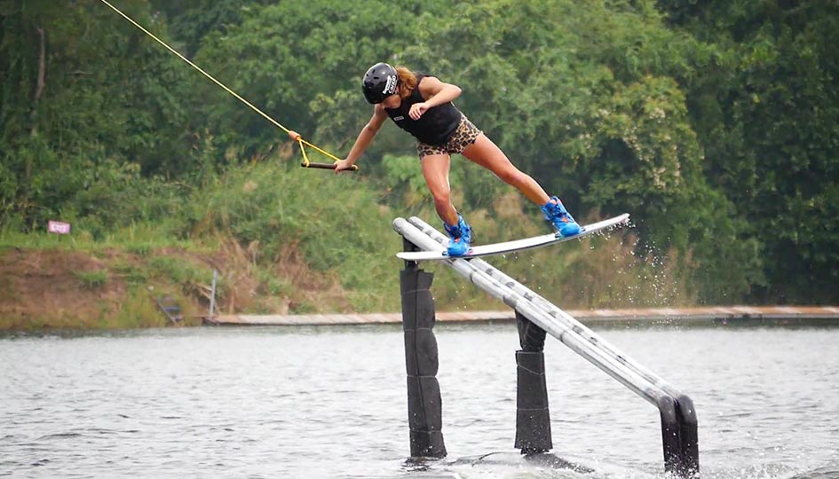 [Wake] Julia Rick at Anthem Wakepark