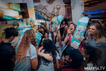 Girlz Nite Out LA + Quit Your Day Job World Premiere