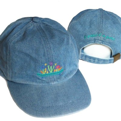 The Skate Witches Flower Hat