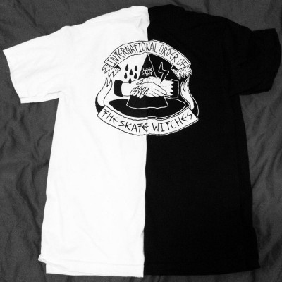 The Skate Witches Pocket Shirt