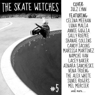 The Skate Witches Zine #5