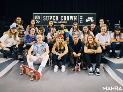 2016 SLS Nike SB Super Crown Women's Division