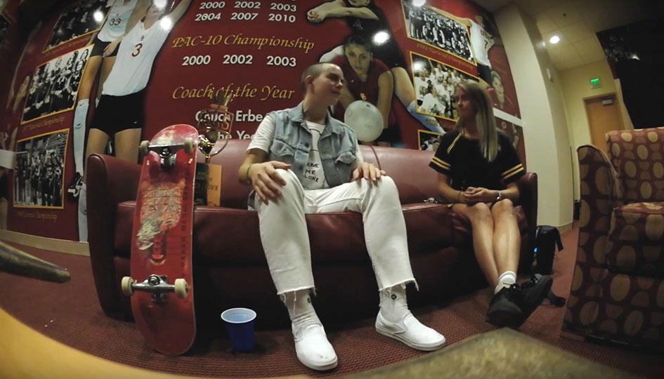 [Skate] Girl Skate UK at SLS - Feat. Lacey Baker & Vanessa Torres