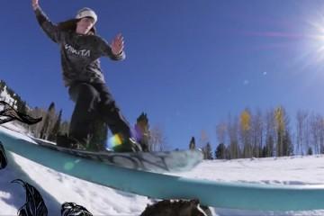 [Snow] Early Season Shredding with the Nikita Crew