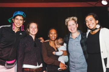 Brown Girl Surf Fundraiser 2016 | Photo by Feather Weight