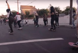 [Skate] Cash and David - Burger (Stormy Weather) Music Video