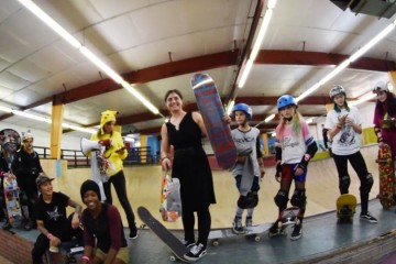 [Skate] NEFS Ghoulie Girls Night Skate Jam