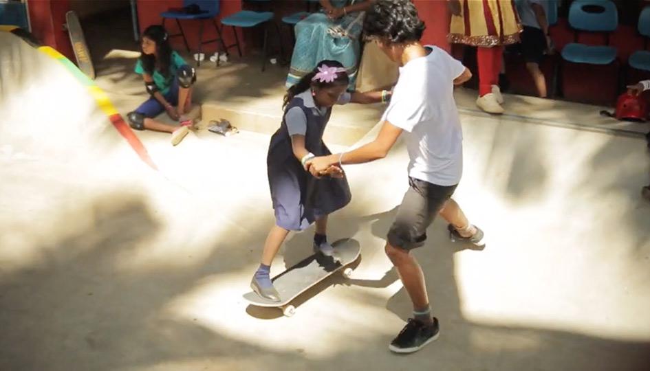 [Skate] Girl Skate India Tour Full Film