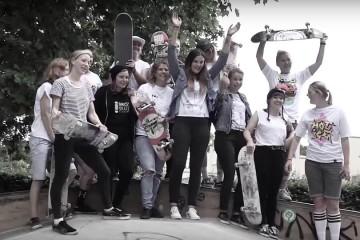 [Skate] Girls Skate Hamburg - Summer Session 2016