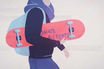 [Skateistan] Give Her Five: Her Story