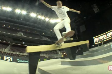 [Skate] Girls Skate Network: Street League Women's Practice Day 1