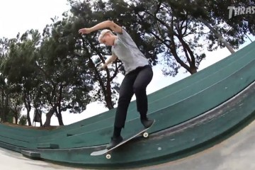 "[Skate] Thrasher: Lacey Baker's ""My World"" Part"