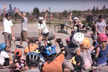 [Skate Like a Girl] All Hands On Deck Campaign