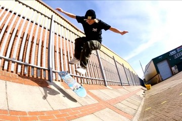 [Skate] Lucy Adams Skate Remixed