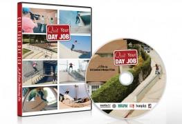 """""""Quit Your Day Job"""" All Female Skateboarding Film DVD"""