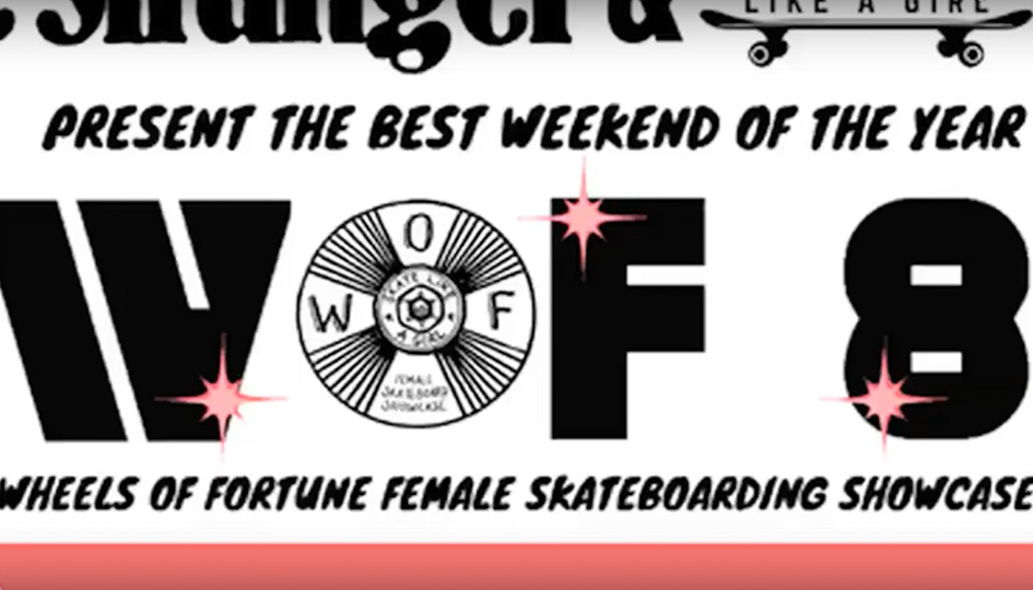 [Skate] Skate Like a Girl's Wheels of Fortune 8 Teaser