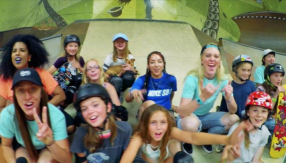 [Skate] Girls Grom Jam Recap