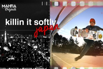 [Originals] Killin it Softly: Japanese Girls Skate