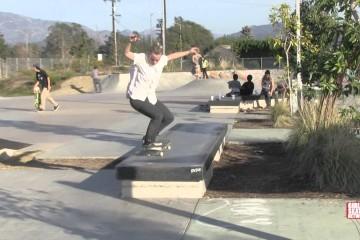 [Skate] Sheldon Plaza with Lacey Baker & Kristin Ebeling