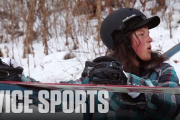 [Snow] Too Hard: Lady Shredders Part 3