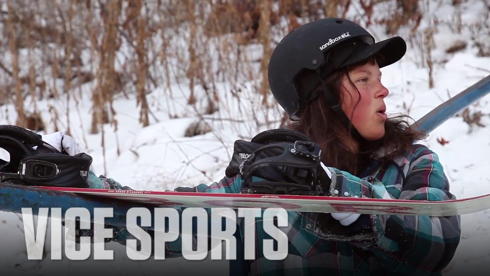 [Snow] Too Hard: Lady Shredders Part 3